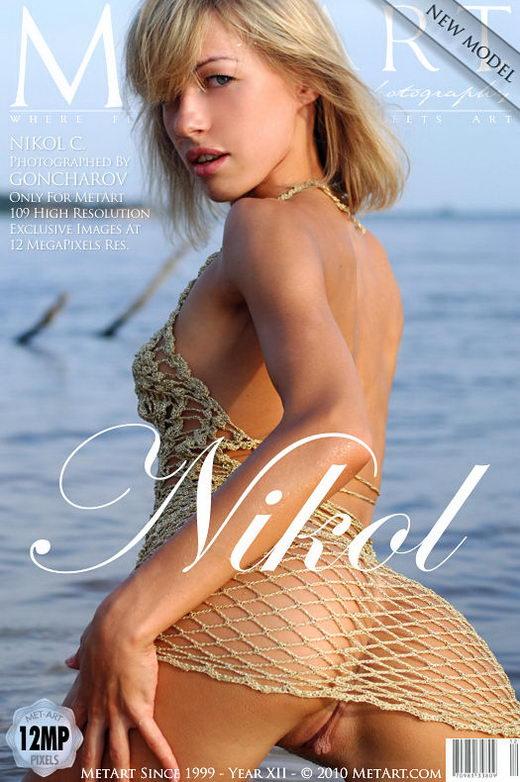 Nikol C - `Presenting Nikol` - by Goncharov for METART