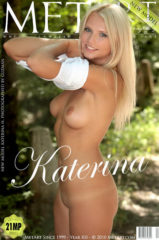 Katerina H - `Presenting Katerina` - by Peter Guzman for METART