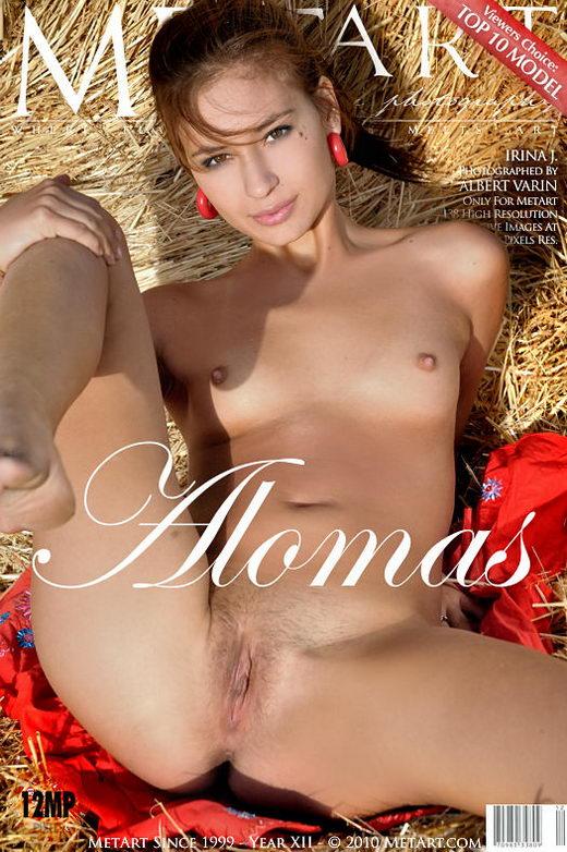 Irina J - `Alomas` - by Albert Varin for METART
