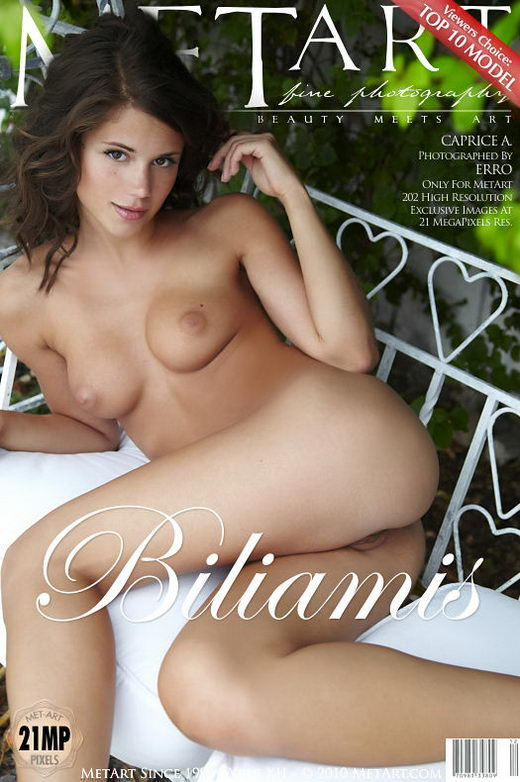 Caprice A - `Biliamis` - by Erro for METART
