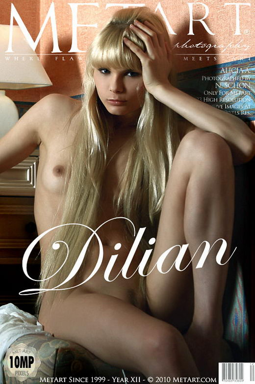 Alicia A - `Dilian` - by Natasha Schon for METART