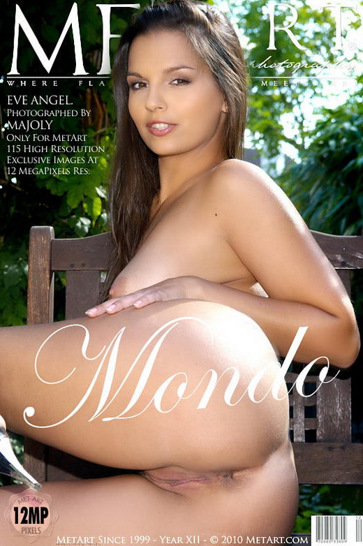 Eve Angel - `Mondo` - by Majoly for METART