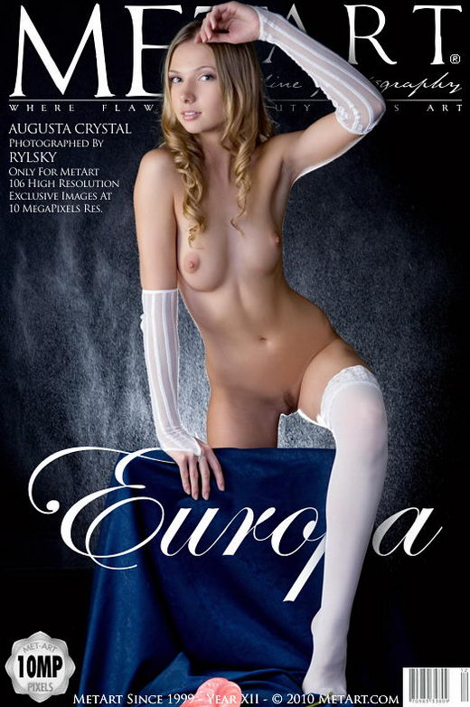 Augusta Crystal - `Europa` - by Rylsky for METART