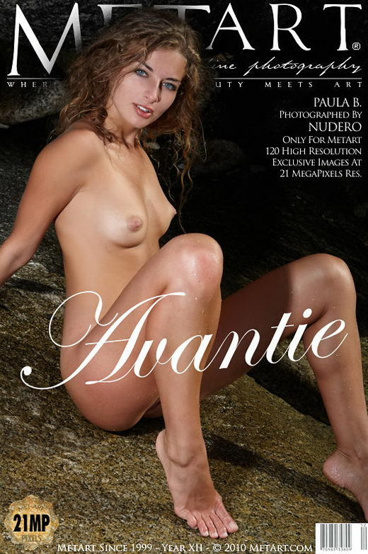 Paula B - `Avantie` - by Nudero for METART