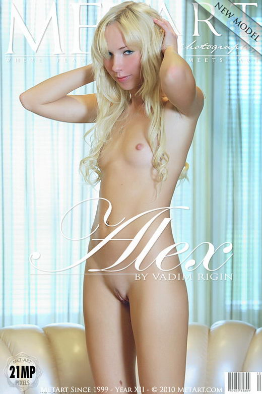 Alex A - `Presenting Alex` - by Rigin for METART