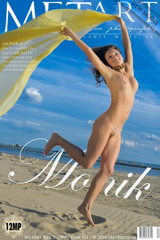 Monik A - `Presenting Monik` - by Ratmir Aliev for METART