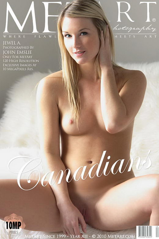 Jewel A - `Canadians` - by John Emslie for METART