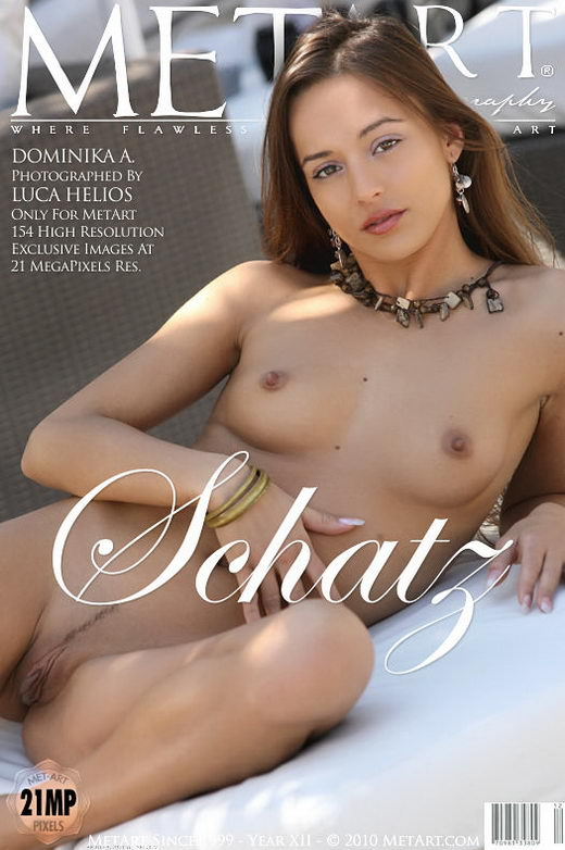 Dominika A - `Schatz` - by Luca Helios for METART