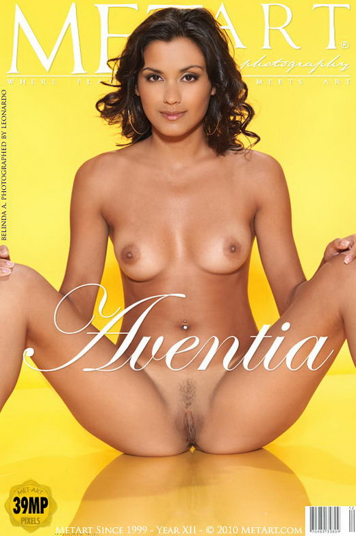 Belinda A - `Aventia` - by Leonardo for METART