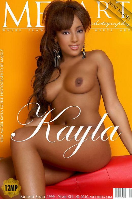 Kayla Louise - `Presenting Kayla Louise` - by Majoly for METART