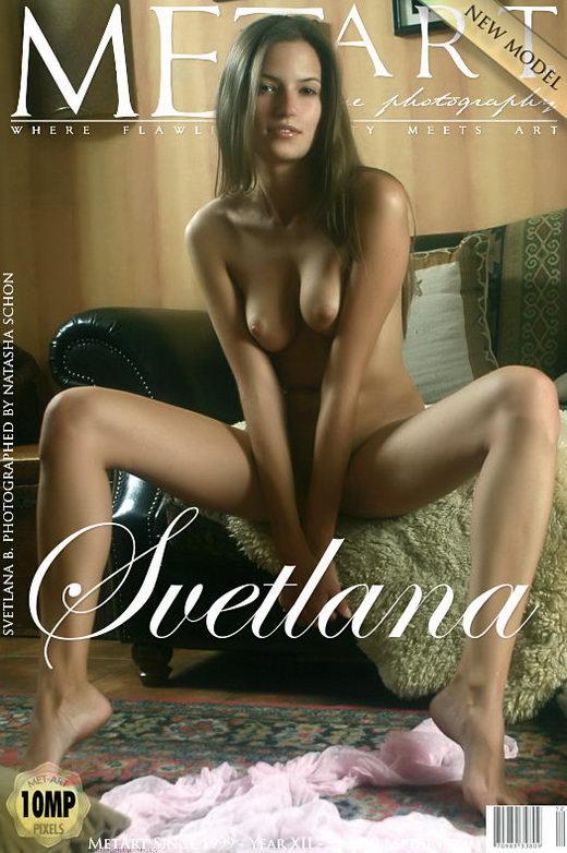 Svetlana B - `Presenting Svetlana` - by Natasha Schon for METART