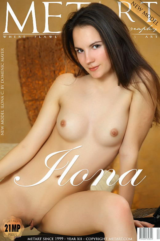 Ilona C - `Presenting Ilona` - by Domenic Mayer for METART