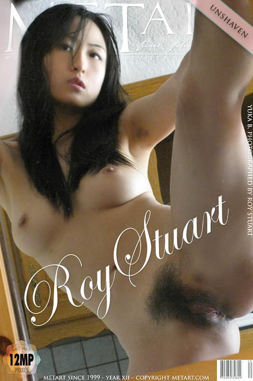Yuka B - `Roy Stuart` - by Roy Stuart for METART