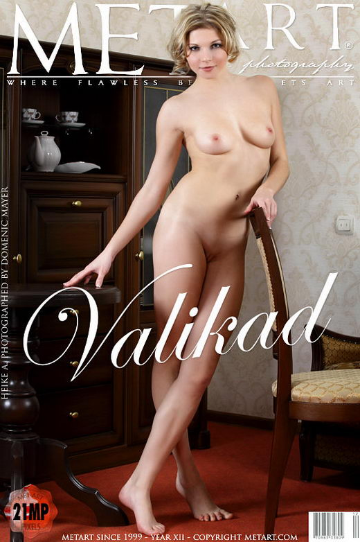 Heike A - `Valikad` - by Domenic Mayer for METART