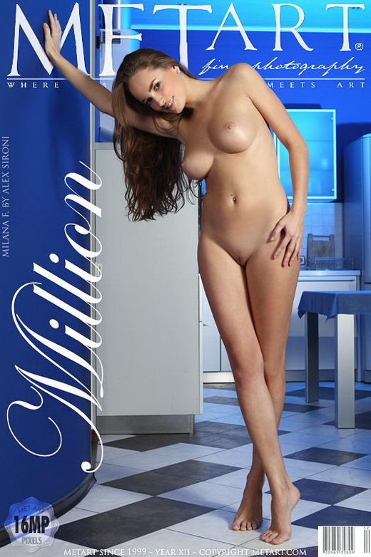 Milana F - `Million` - by Alex Sironi for METART