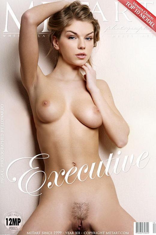 Inga C - `Executive` - by Leonardo for METART