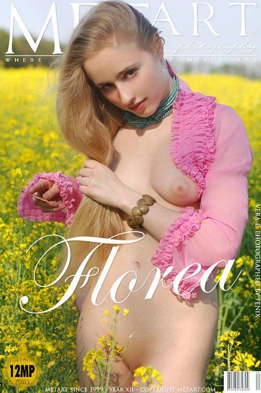 Vera E - `Florea` - by Fenix for METART