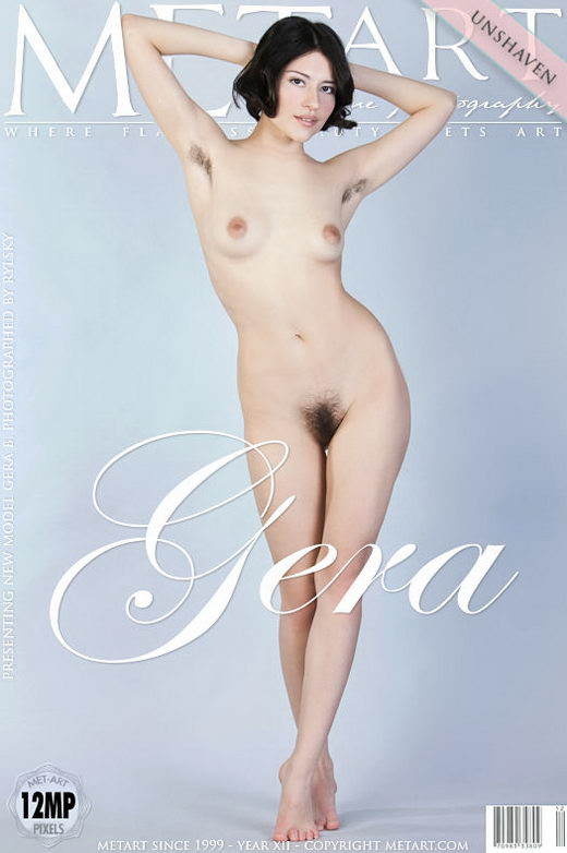 Gera B - `Presenting Gera` - by Rylsky for METART