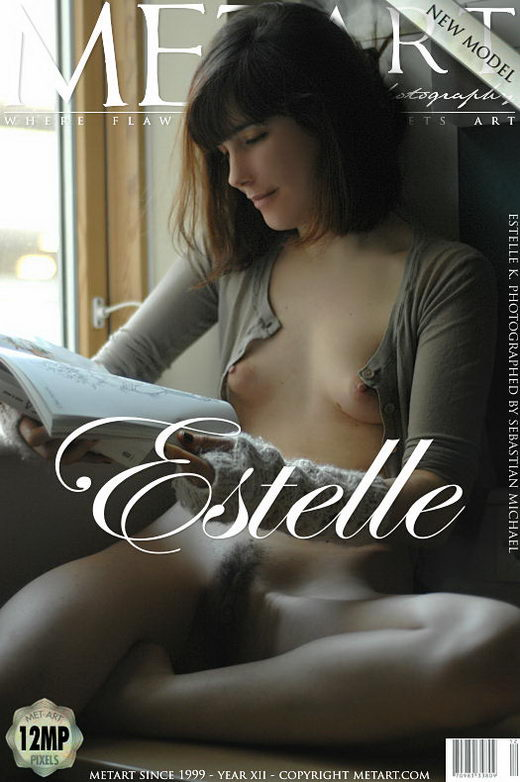 Estelle K - `Presenting Estelle` - by Sebastian Michael for METART