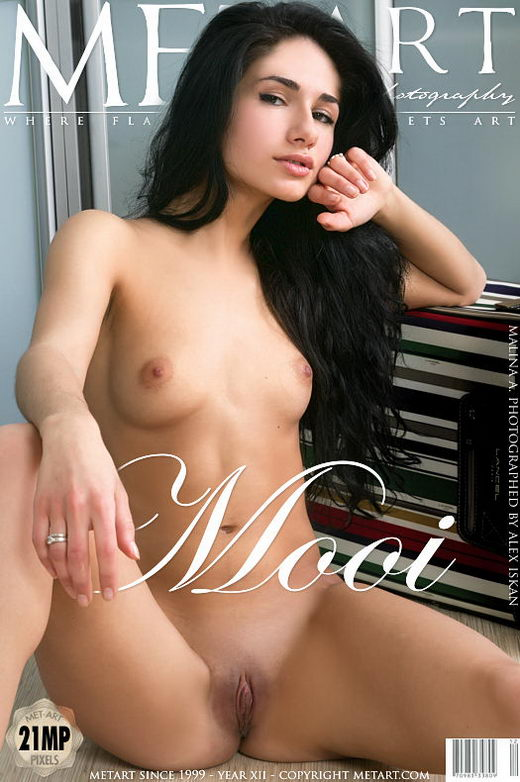 Malina A - `Mooi` - by Alex Iskan for METART