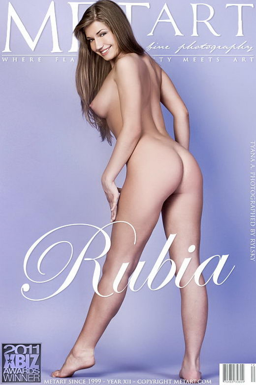 Tyana A - `Rubia` - by Rylsky for METART