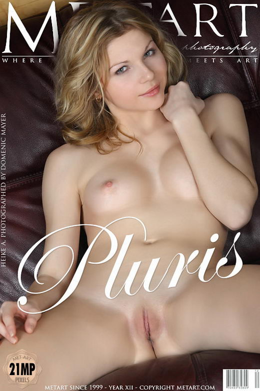 Heike A - `Pluris` - by Domenic Mayer for METART