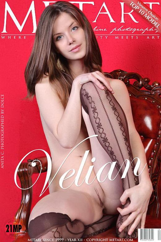 Anita C - `Velian` - by Dolce for METART