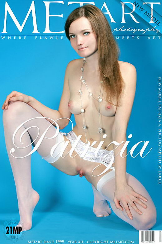 Patrizia A - `Presenting Patrizia` - by Dolce for METART
