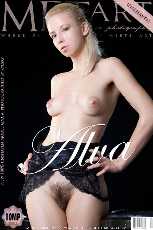 Alva A - `Presenting Alva` - by Rylsky for METART