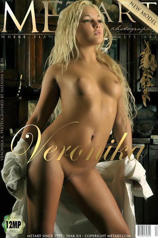 Veronika K - `Presenting Veronika` - by Natasha Schon for METART
