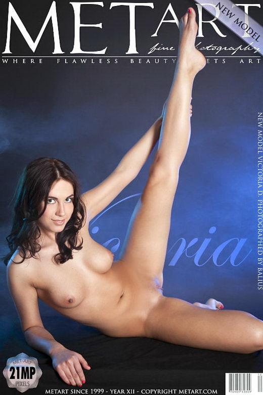Victoria D - `Presenting Victoria` - by Balius for METART