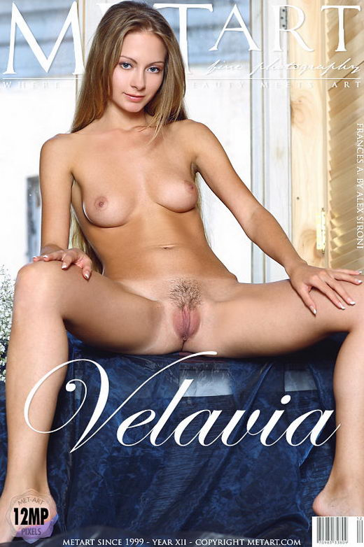 Frances A - `Velavia` - by Alex Sironi for METART