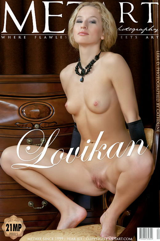 Lera D - `Lovikan` - by Catherine for METART