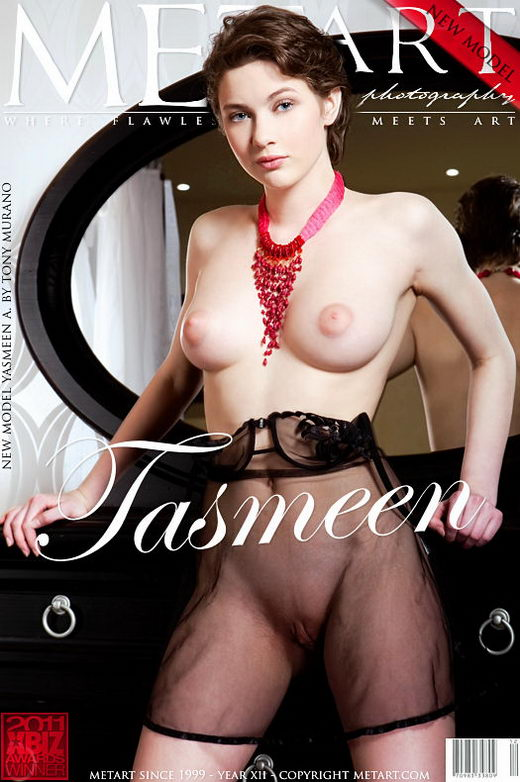 Yasmeen A - `Presenting Yasmeen` - by Tony Murano for METART