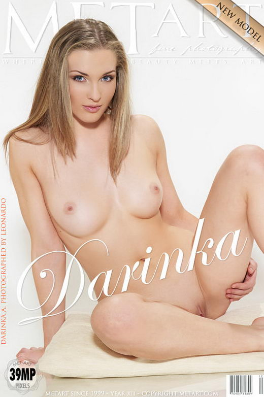 Darinka A - `Presenting Darinka` - by Leonardo for METART