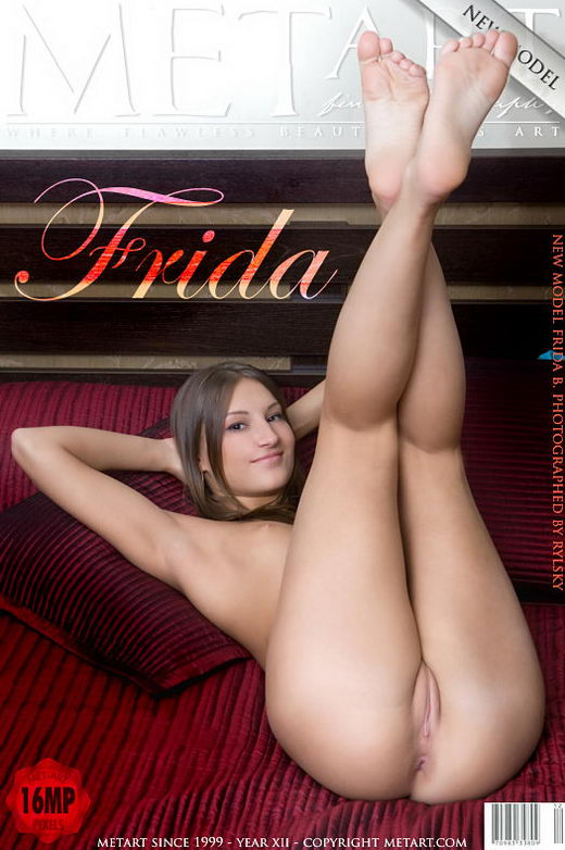 Frida B in Presenting Frida gallery from METART by Rylsky