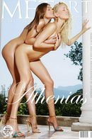 Liza B & Sharon E in Athenias gallery from METART by Leonardo