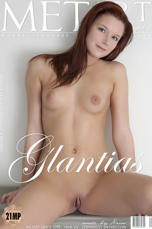 Emelda A - `Glantias` - by Koenart for METART