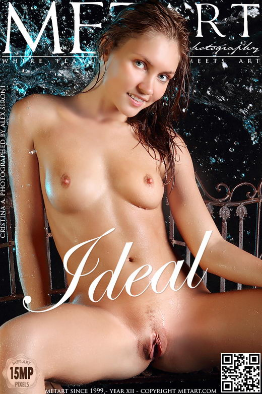 Cristina A - `Ideal` - by Alex Sironi for METART