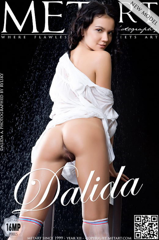 Dalida A - `Presenting Dalida` - by Rylsky for METART
