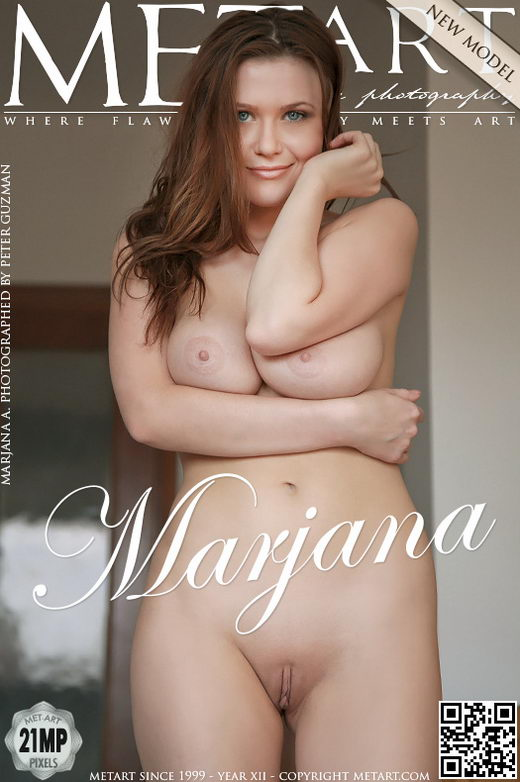 Marjana A - `Presenting Marjana` - by Peter Guzman for METART