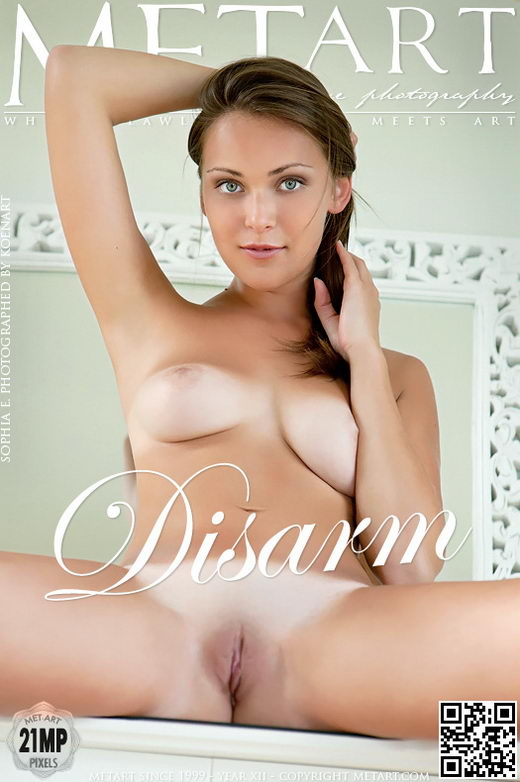 Sophia E - `Disarm` - by Koenart for METART