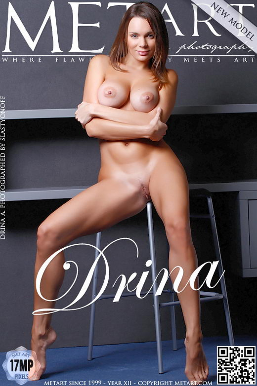 Drina A - `Presenting Drina` - by Slastyonoff for METART