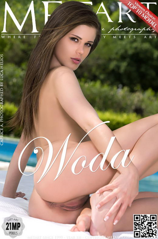 Caprice A - `Woda` - by Luca Helios for METART