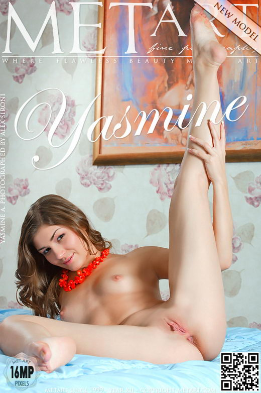 Yasmine A - `Presenting Yasmine` - by Alex Sironi for METART