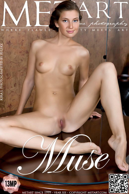 Kira J - `Muse` - by Rylsky for METART