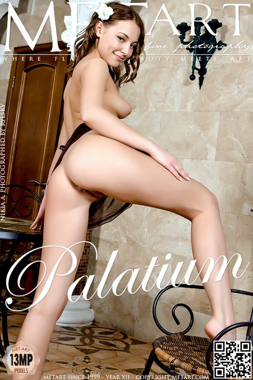 Nikia A - `Palatium` - by Rylsky for METART