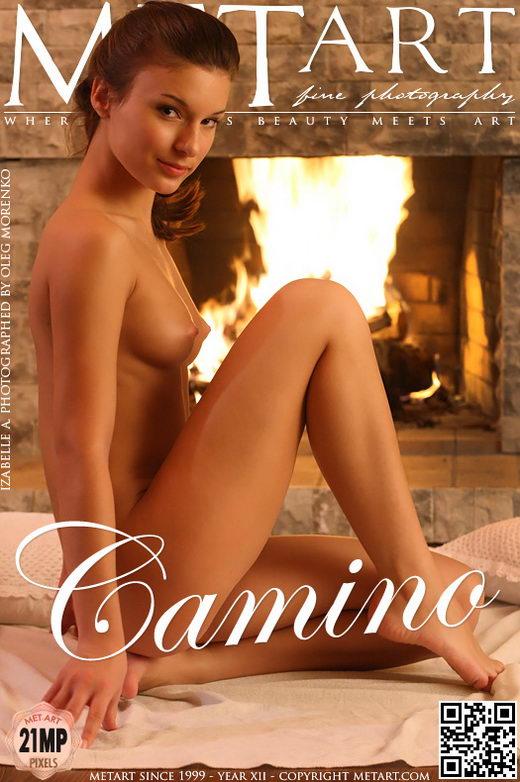Izabelle A - `Camino` - by Oleg Morenko for METART