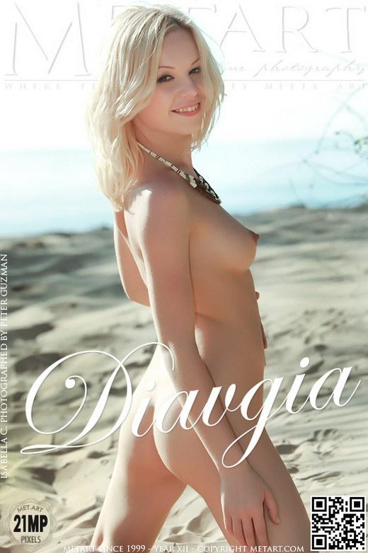 Isabella C - `Diavgia` - by Peter Guzman for METART
