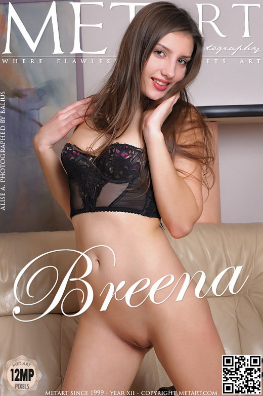 Alise A - `Breena` - by Balius for METART